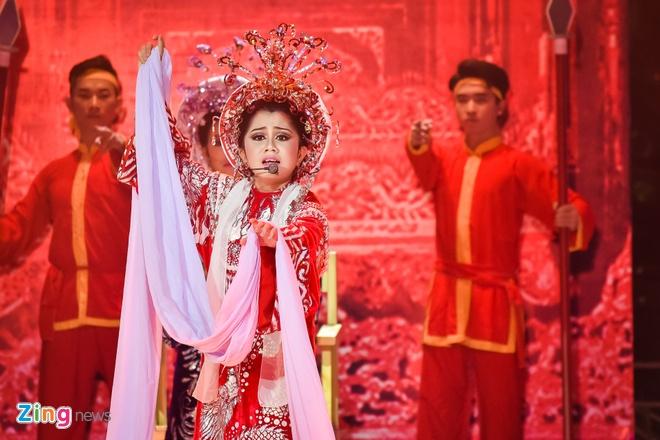 Le Giang: 'Thang giai khong vi Hoai Linh ne tinh quen biet' hinh anh 3