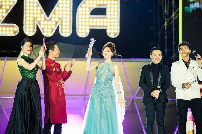 Gala trao giai Zing Music Awards 2016 anh 2