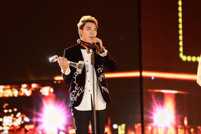 Pop ballad thay EDM len ngoi o Zing Music Awards 2016 hinh anh 1