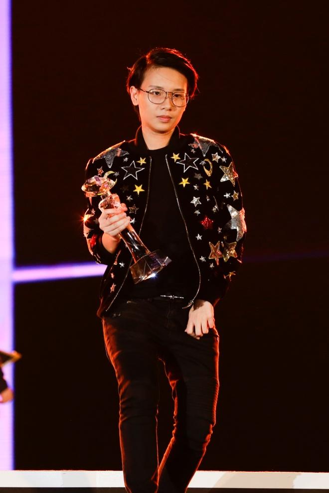 Gala trao giai Zing Music Awards 2016 anh 3