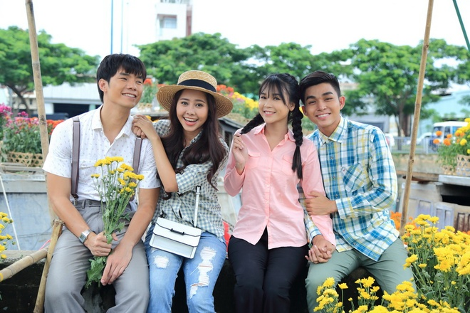 Nhan Phuc Vinh – Tuong Vi tai hop trong phim Tet hinh anh 1