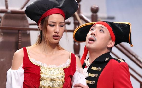 Lily Nguyen gay hoang mang cho Tran Thanh hinh anh