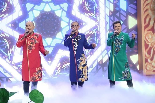 Truong Giang lan dau hoa Ngoc Hoang tren truyen hinh hinh anh 7