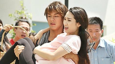 Cao My Kim suyt chia tay ban trai kem tuoi vi mai dong phim hinh anh