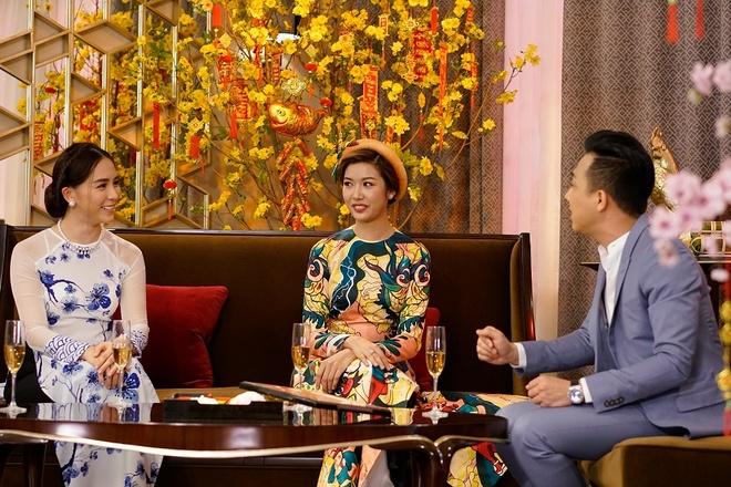 Tran Thanh hao hung ban chuyen nam Dau voi a hau Thien Ly hinh anh 2