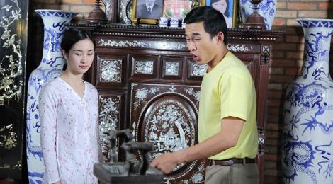 Luong The Thanh va nguoi dep Jun Vu lan dau dong phim chung hinh anh