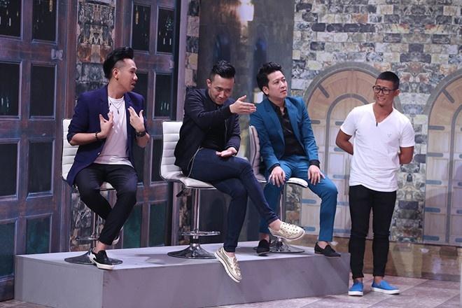 Truong Giang: 'Toi va Tran Thanh tinh cach khac nhau' hinh anh 1