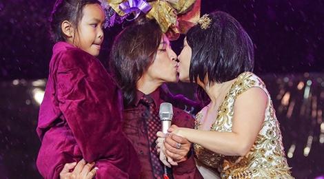 Viet Huong: 'Moi khi ranh, toi deu nghi den chong con' hinh anh