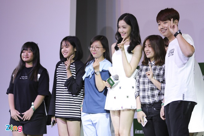 Fan Viet om Yoona (SNSD) truoc khi ve si can ngan hinh anh 6