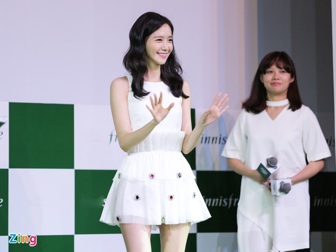 Fan Viet om Yoona (SNSD) truoc khi ve si can ngan hinh anh 2