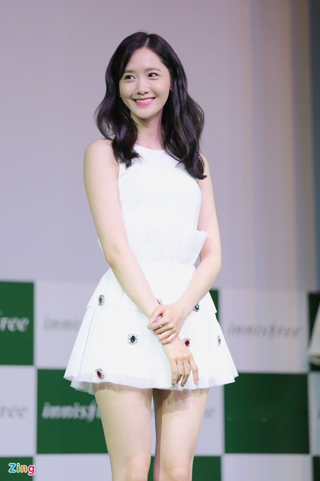 Yoona SNSD den Viet Nam anh 8
