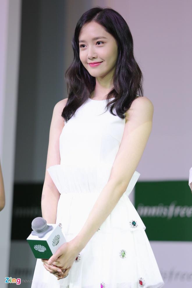 Yoona SNSD den Viet Nam anh 7