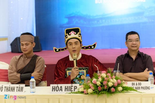 Hoa Hiep va Thanh Truc lan dau dong phim co trang pha an hinh anh 2