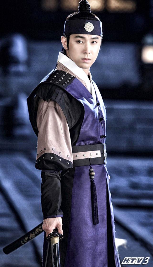Jung Il Woo, Yunho (TVXQ) vao vai hiep si chong ma quy hinh anh 3