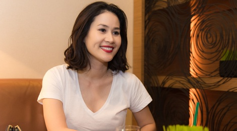 Than Thuy Ha: 'Tu choi game show du tien bang mot nam di phim' hinh anh