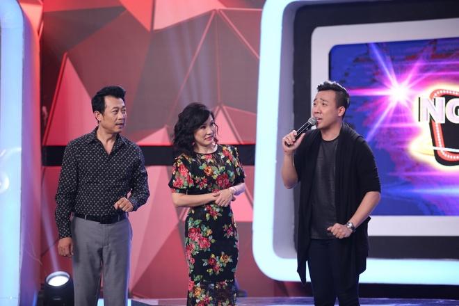 Tan Beo phan nan Le Giang me tien khi choi game show hinh anh 1