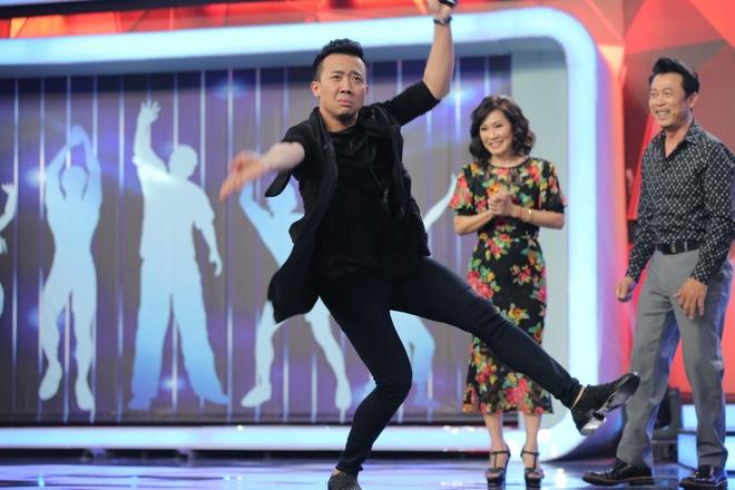 Tan Beo phan nan Le Giang me tien khi choi game show hinh anh 2