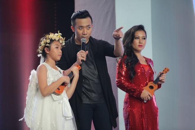 Tan Beo phan nan Le Giang me tien khi choi game show hinh anh 7