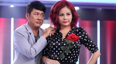 Tan Beo phan nan Le Giang me tien khi choi game show hinh anh