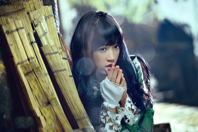 Phim tinh yeu hoa le cua Huynh Hieu Minh, Tran Kieu An den Viet Nam hinh anh 3