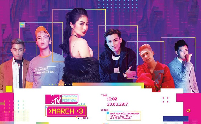 MTV Connection Boy's Night anh 1