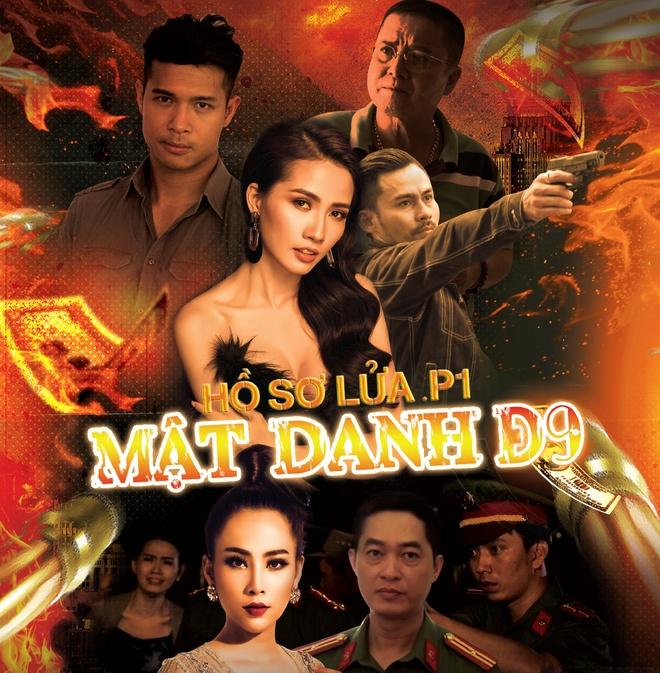 Phim truyen hinh dai 1.100 tap cua Viet Nam duoc phat song hinh anh 1