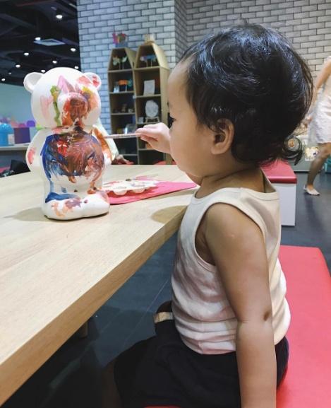 Tang Thanh Ha sinh con thu 2 anh 2
