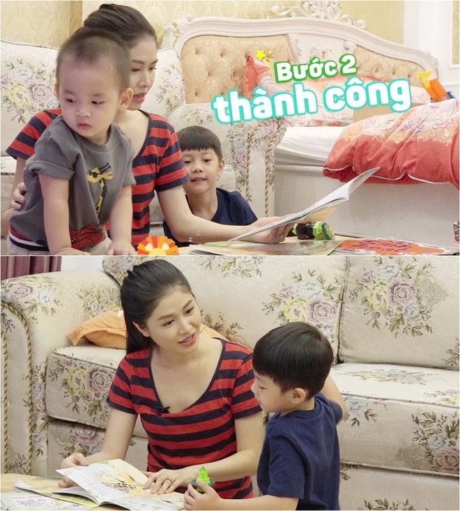Con trai Dang Khoi 'nghien' dien thoai vi bo me ban ron voi cong viec hinh anh 3