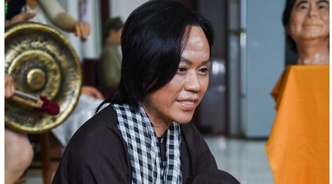 Vi sao tuong sap Hoai Linh khong duoc trung bay? hinh anh