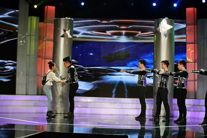 Huynh Tien Khoa, Don Nguyen duoc khen gia gai 'qua xinh' hinh anh 9