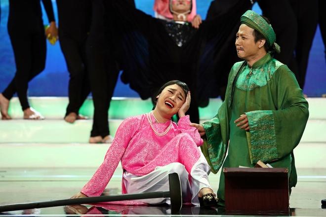 Huynh Tien Khoa, Don Nguyen duoc khen gia gai 'qua xinh' hinh anh 3
