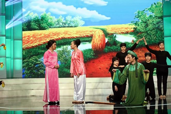 Huynh Tien Khoa, Don Nguyen duoc khen gia gai 'qua xinh' hinh anh 2
