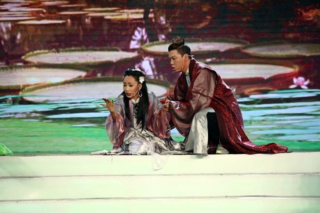Huynh Tien Khoa, Don Nguyen duoc khen gia gai 'qua xinh' hinh anh 15