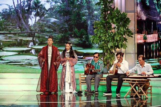 Huynh Tien Khoa, Don Nguyen duoc khen gia gai 'qua xinh' hinh anh 14
