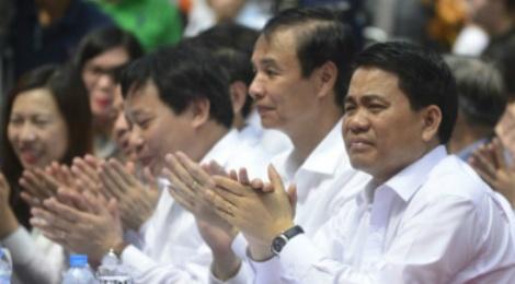 Khai truong Pho sach Ha Noi hinh anh
