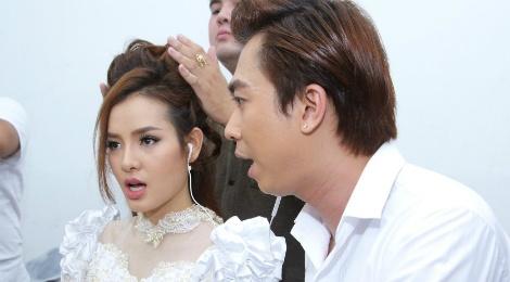 Phuong Trinh Jolie hat ve cuoc doi danh ca Hoa Mi hinh anh