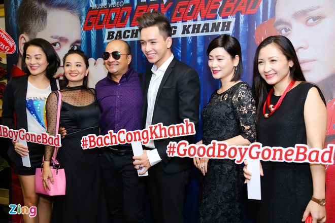 Bach Cong Khanh ra MV Good Boy Gone Bad anh 9