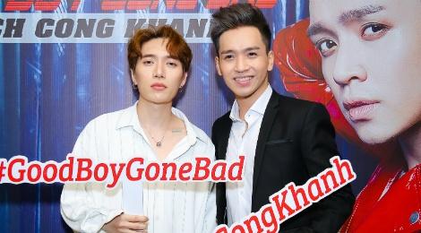 Bach Cong Khanh khang dinh la trai ngoan, chi hu hong trong MV hinh anh