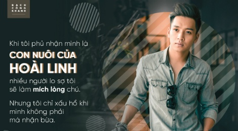 Bach Cong Khanh: 'Khong so mich long Hoai Linh vi tin don con nuoi' hinh anh