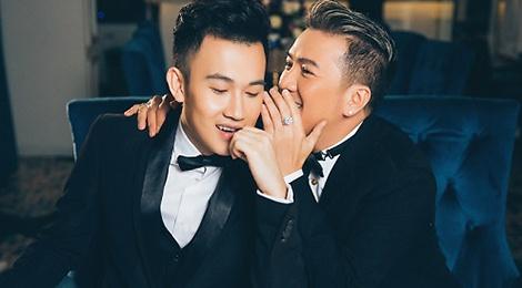 Album cua Dam Vinh Hung - Duong Trieu Vu gay chu y tren BXH Zing hinh anh