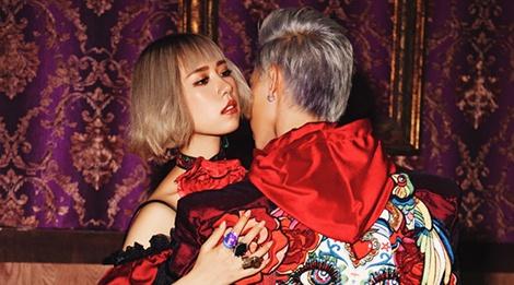 MV 'Ghen' cua Min – Erik lap ky luc tren BXH Zing hinh anh