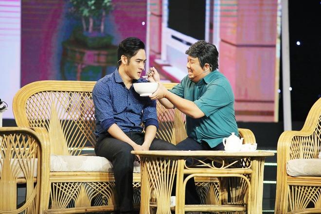 Luong Bang Quang xuc dong ke ve nguoi cha tat nguyen tu nam 4 tuoi hinh anh 12