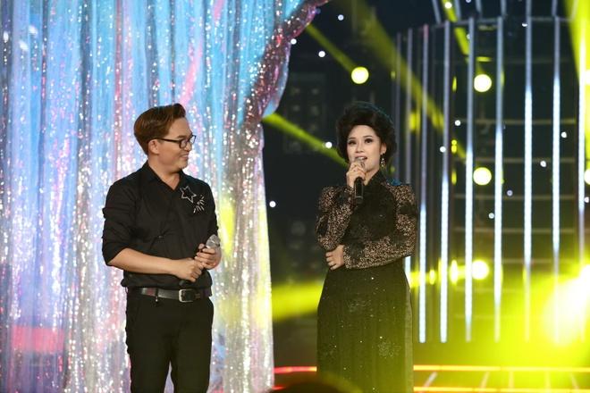 Hoang Yen Chibi bi che gia khong giong 'Nu hoang sau muon' Giao Linh hinh anh 2