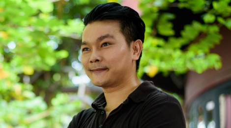 Cuoc doi song gio, su nghiep lan dan cua con trai Linh Tam - Cam Thu hinh anh