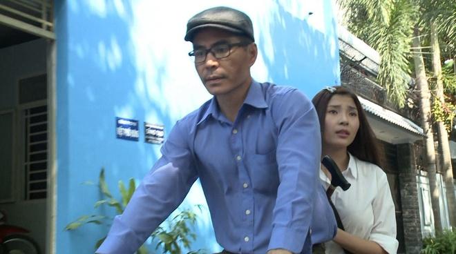 Luong The Thanh yeu don phuong ba xa Thuy Diem trong phim hinh anh 3