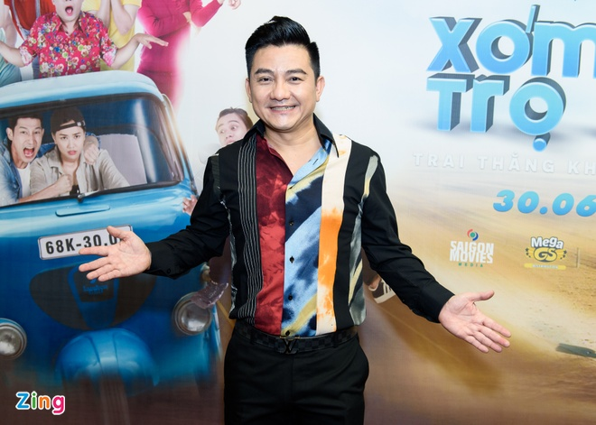 Dan sao Viet toi ung ho phim 'Xom tro 3D' cua NSND Hong Van hinh anh 7