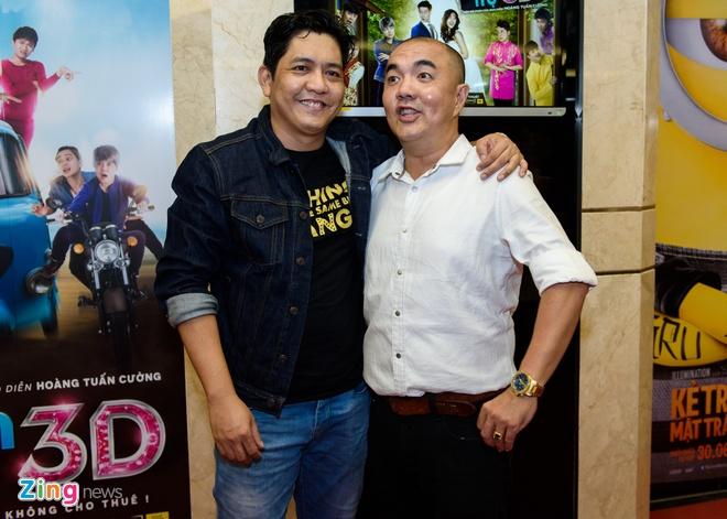 Dan sao Viet toi ung ho phim 'Xom tro 3D' cua NSND Hong Van hinh anh 14