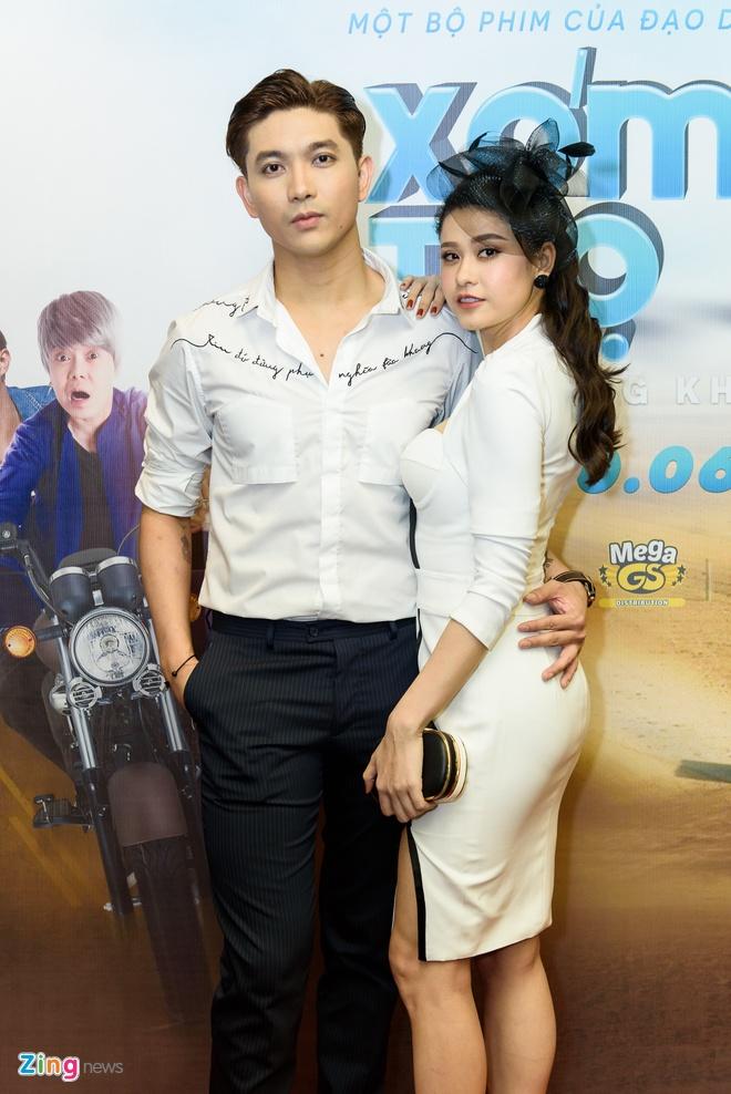 Dan sao Viet toi ung ho phim 'Xom tro 3D' cua NSND Hong Van hinh anh 17