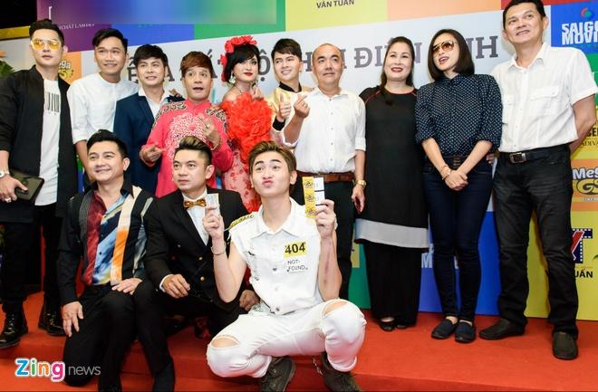 Dan sao Viet toi ung ho phim 'Xom tro 3D' cua NSND Hong Van hinh anh 1