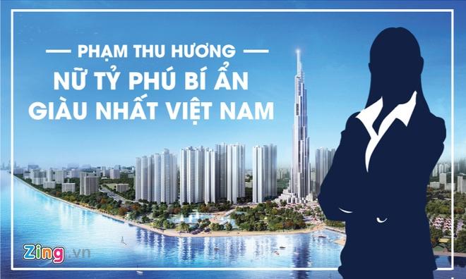 Chan dung bi an cua nguoi phu nu giau nhat Viet Nam hinh anh